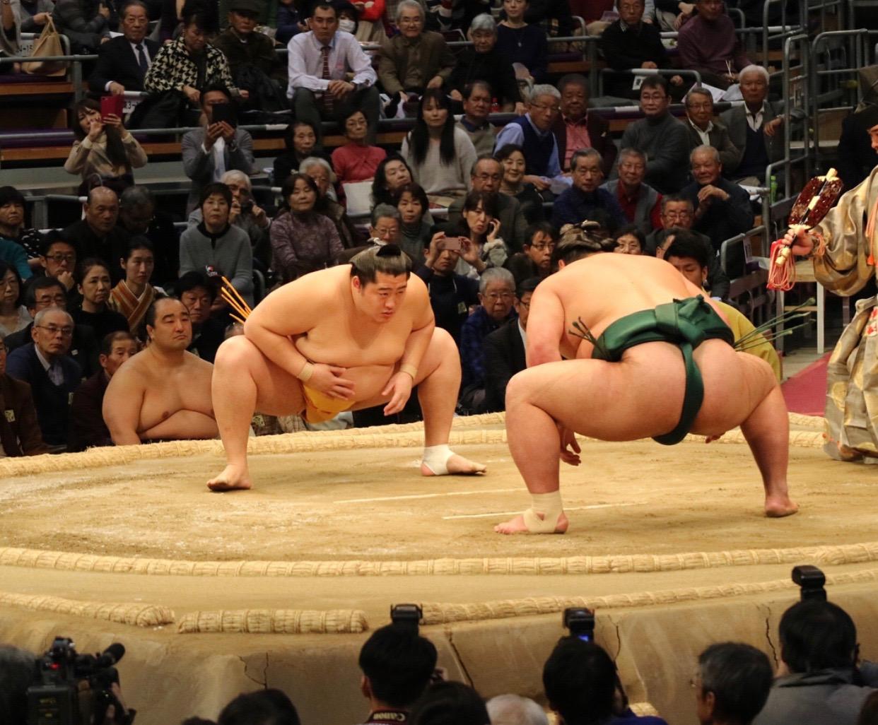 相撲からみる日本の作法。そこから見える、コミュニケーション技術。